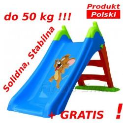 POLSKA SOLIDNA ZJEŻDŻALNIA MochToys do50kg +GRATIS