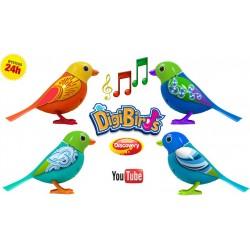 DUMEL Discovery Silverlit Digibirds Ptaszek Interaktywny HIT
