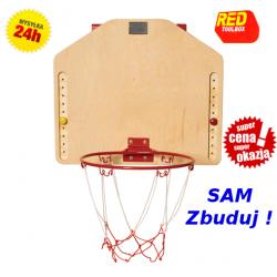 Red TOOLBOX Koszykówka do samodzielnego montażu !