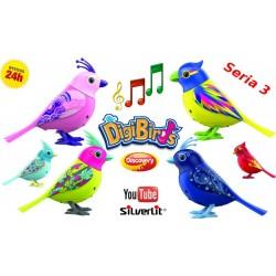 DUMEL Silverlit Digibirds Ptaszek Android Seria 3