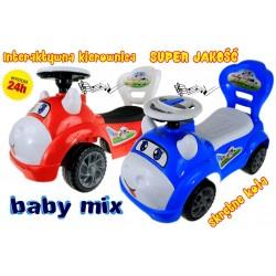 Jeździk Jeździdełko KRÓWKA Baby Mix Interaktywny !