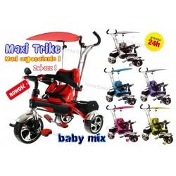 Luksusowy Rowerek 3 kołowy MAXI TRIKE BabyMix HIT!