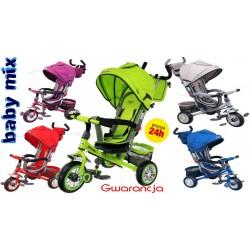 Baby Mix VIP Cruiser MAXI Rowerek Trójkołowy