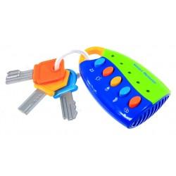 Pilot LED, kluczyki, klucze do samochodu. Dla dziecka