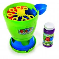 DUŻY Generator do baniek mydlanych +PŁYN Pro Kids