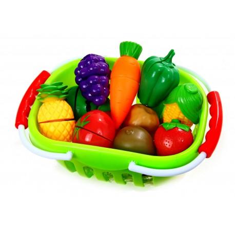 KOSZYCZEK Warzywa Owoce DO KROJENIA Bezpieczne!