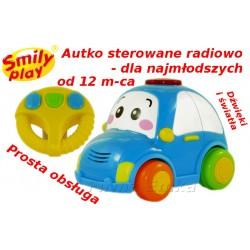 Smily Play Auto + PILOT Autko sterowane od 12 m-ca