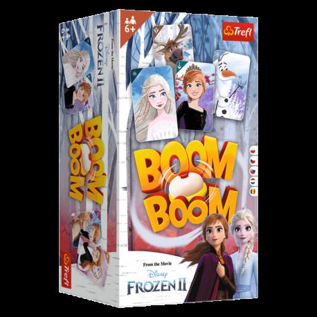 TREFL 01912 Gra FROZEN II Boom Boom Kraina Lodu 2