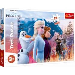 Puzzle Trefl Disney FROZEN 2 MAXI 24
