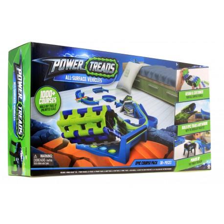 Pojazd Gąsienicowy Power Treads + Wielki TOR 5+