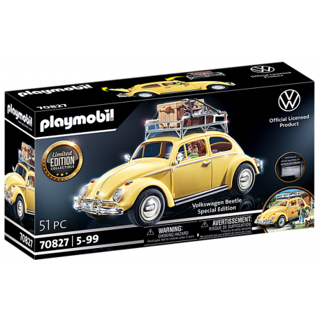 Playmobil 70827 Volkswagen GARBUS Beetle Ed. Specj