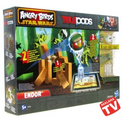 Hasbro ANGRY BIRDS TelePods Star Wars DEATH STAR !