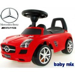 JEŹDZIK Autko Mercedes-Benz AMG JAKOŚĆ ! Baby Mix