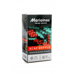 MARIOINEX Mini Waffle KONSTRUKTOR EXPERT 71 el.