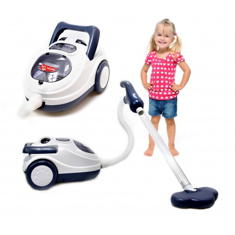 Funkcyjny ODKURZACZ dla dzieci zabawkowy św/dźw