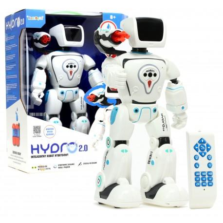 HYDRO 2.0 Chodzący Mówiący ROBOT NA WODĘ NA PILOTA
