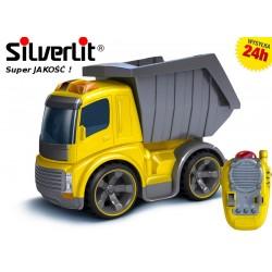 Silverlit 81112 Sterowana WYWROTKA Ciężarówka R/C