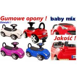 Baby Mix Jeździk interaktywny LEX . Koła GUMOWE