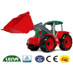 LENA 04417 Traktor Spychacz Koparka Ruchoma TRUXX