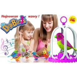 DUMEL Ptaszek Digibirds Seria 3 +KLATKA, ANDROID !
