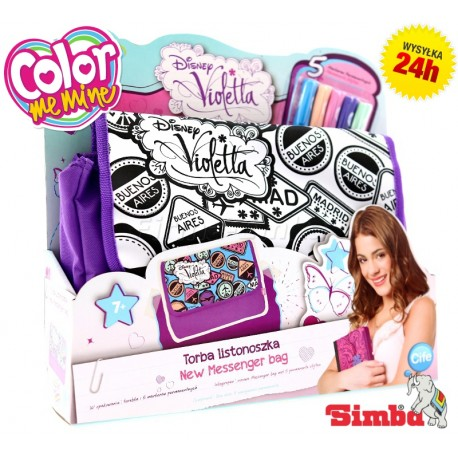 SIMBA Disney Violetta torebka torba Listonoszka Color Me Mine