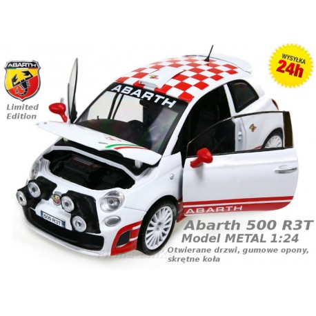 Fiat Abarth 500 R3T MOTORMAX Model