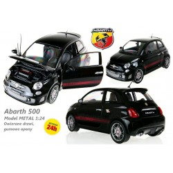 Fiat Abarth 500 R3T MOTORMAX Model 1:24 Limited