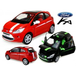 Ford KA MOTORMAX Model 1:24 Metal otw. drzwi