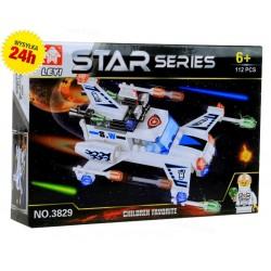 Klocki Leyi STAR Series 3829 112 el. MYŚLIWIEC