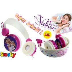Smoby Violetta Słuchawki Reg. Tablet, Telefon MP3