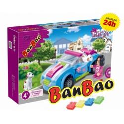 Klocki BanBao 6119 Jessica i superbryka Ban Bao