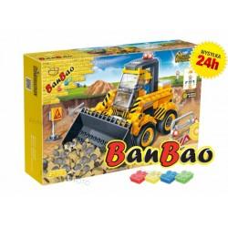 Klocki BanBao 8539 Ładowarka Ban Bao