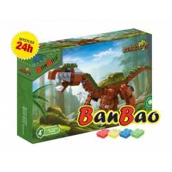Klocki BanBao 6858 Dinosaur Dinozaury BRONTOZAUR