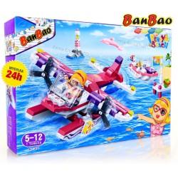 Klocki BanBao 6132 Hydroplan Britney Ban Bao