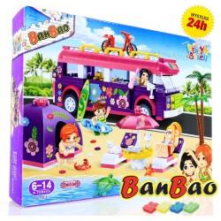 Klocki BanBao 6123 Jessica i Superkamper Ban Bao