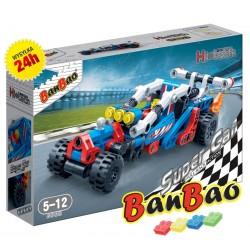 Klocki BanBao 6968 Groźny Hot Rod Ban Bao