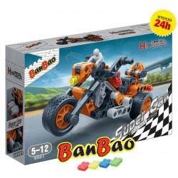 Klocki BanBao 6961 Super Ścigacz Ban Bao