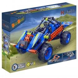 Klocki BanBao 6957 Buggy, Wyścigówka Hi-Tech 200el
