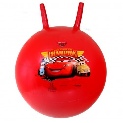 Piłka do skakania SKOCZEK 45-50cm DISNEY Auta CARS