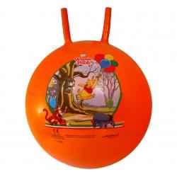 Piłka do skakania 45 - 50 cm DISNEY Kubuś Puchatek