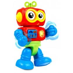 DUMEL Discovery Interaktwyny ROBOT RYSIEK Dźwięki