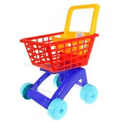 Duży Wózek sklepowy Marketowy dla dzieci SOLIDNY