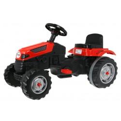 Techno Smart Traktor Traktorek z napędem na pedały
