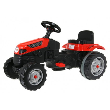TechnoSmart Traktor Traktorek z napędem na pedały