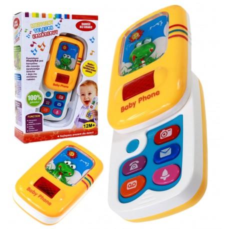 Baby Phone Telefon Telefonik dla dziecka od 12 m+