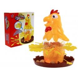 Gra rodzinna OSKUBAJ OSKUB KURCZAKA ! Chicken Drop