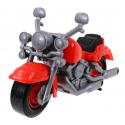 Motor wyścigowy 9813 Wader Polesie Chopper od 12m+ czerwony