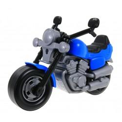 Motor wyścigowy 9813 Wader Polesie Chopper od 12m+ niebieski