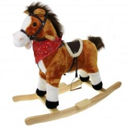INTERAKTYWNY Śpiewający Koń KONIK NA BIEGUNACH