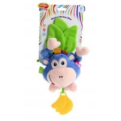 DUMEL Baby Pozytywka Muzyczna Małpka MIKE
